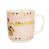 Best Mummy In The Whole Wide World! Boofle Mug In Gift Box