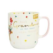 Best Grandma In The Whole Wide World! Boofle Mug In Gift Box