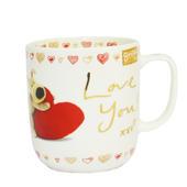 Love You! XXX Boofle Mug In Gift Box