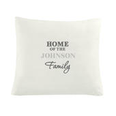 Personalised The Family Cushion Cover - Personalise It!