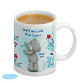 Personalised Me to you Teacher Mug - Personalise It!