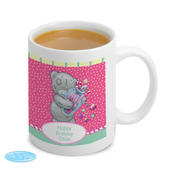Personalised Me to You Candy Girl Mug - Personalise It!