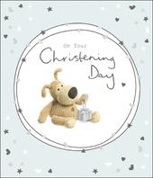 Boofle On Your Christening Day Greeting Card