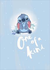Disney Lilo & Stitch One Of A Kind Birthday Greeting Card