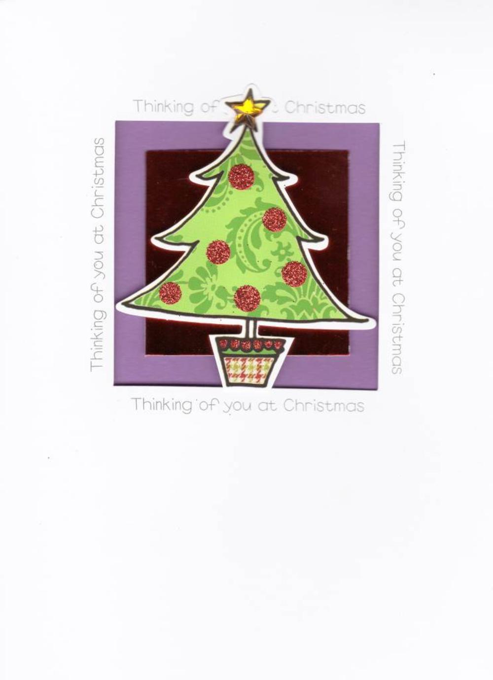 Luxury 3D Handmade Xmas Cards Christmas Tree Card Shop Buy Bulk Make offer