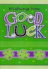 Good Luck Card You Can Do It Greeting Card