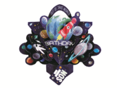 Special Son Space Rocket Birthday Pop-Up Greeting Card