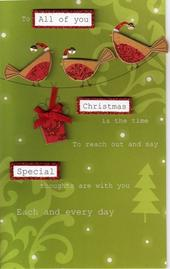 Special To All of You Happy Christmas Card