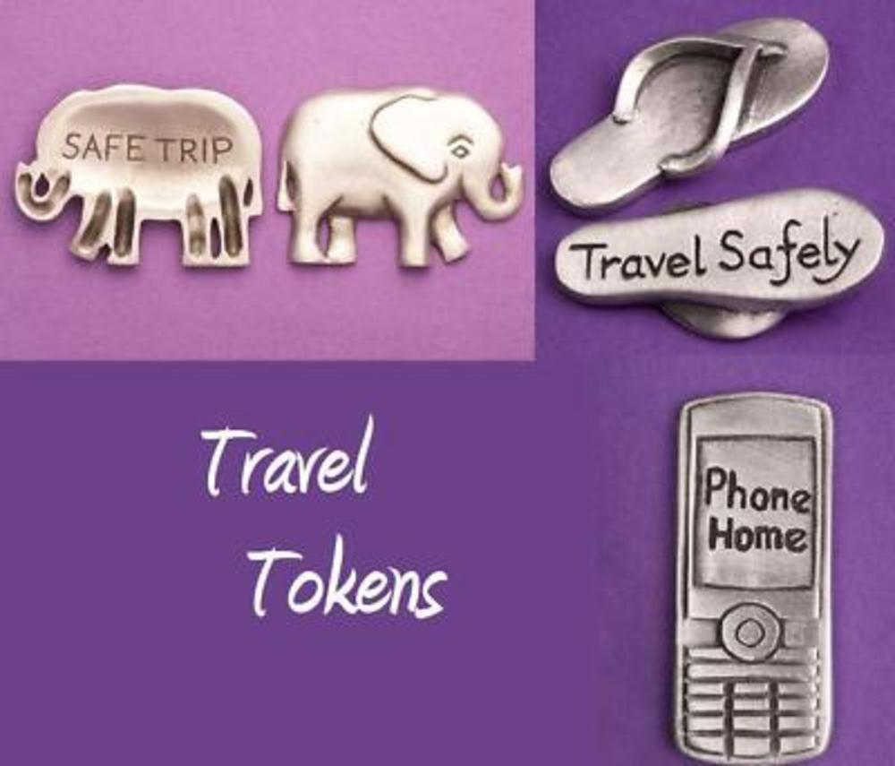 Pocket Tokens Gift Gifts Travel Trip Go Away Leave Home