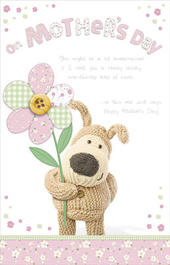 Boofle Pop Out Mother's Day Card