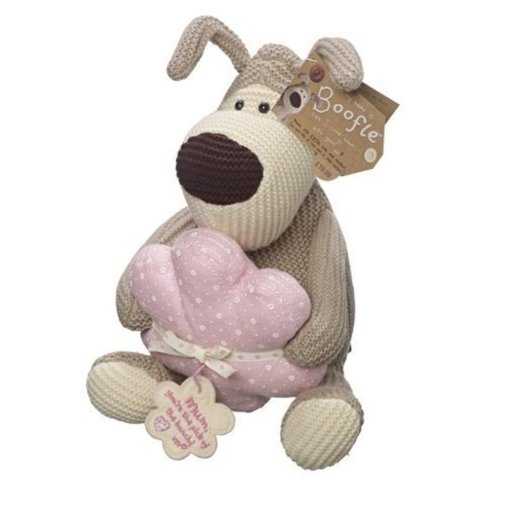 "Boofle 10"" Plush Mum You're The Pick Of The Bunch"