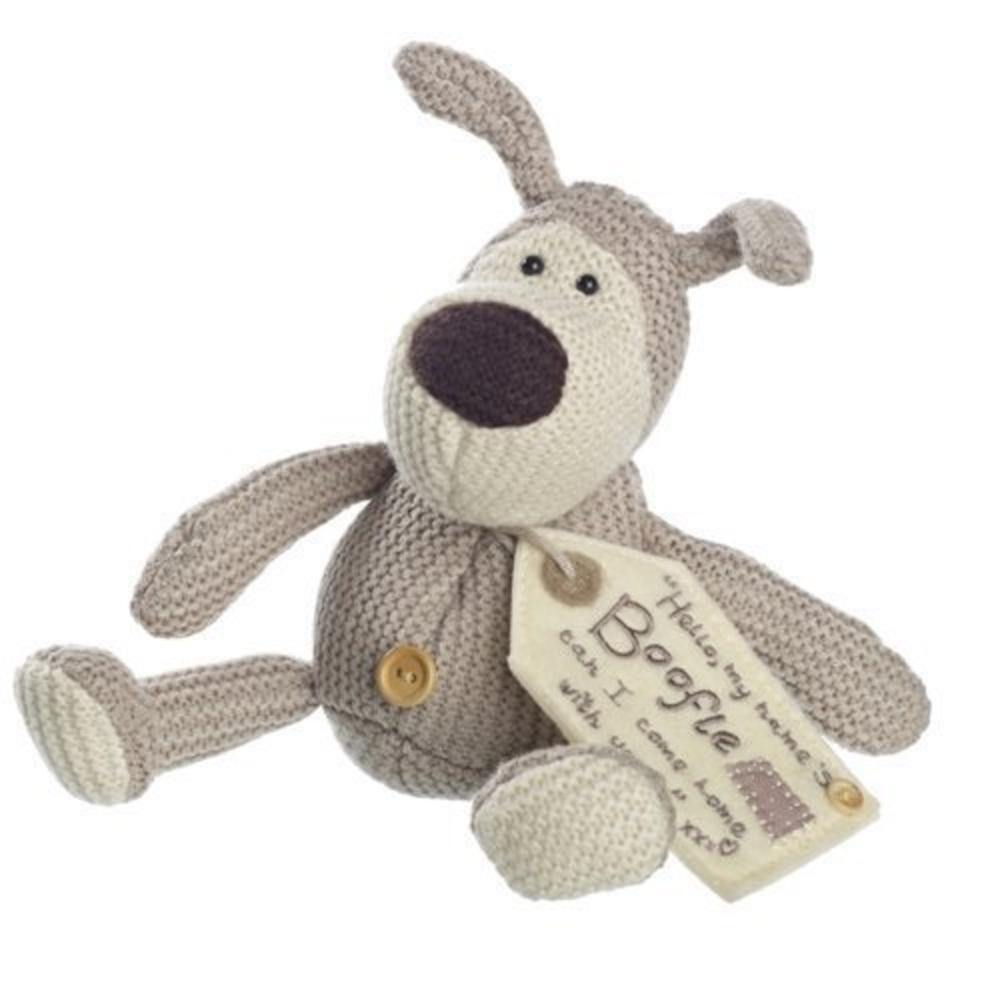 """Boofle New Soft Plush  5"""" My Name Is Boofle Gift"""
