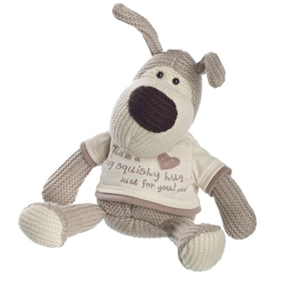 "Boofle Big Squishy Hug For You 8"" Plush Gift"