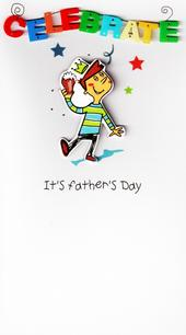 Dad Beer Father's Day Card