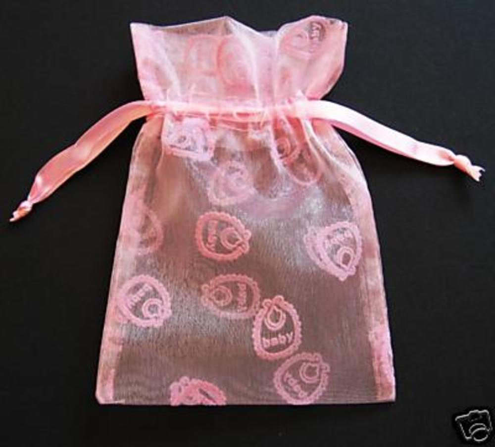 Organza New Special Baby Girl Gift Bags