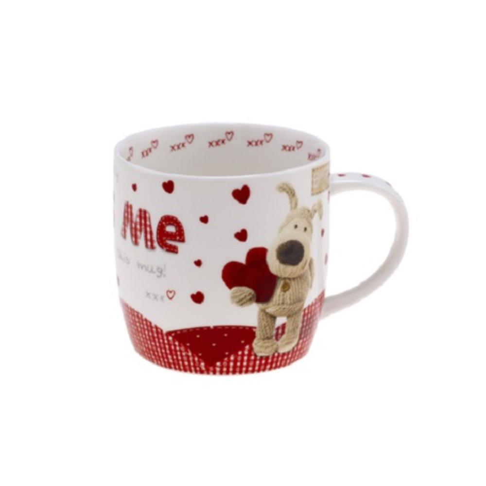 Boofle Someone Who Loves Me China Mug In Gift Box