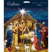 Festive Xmas The Nativity Traditional Caltime Christmas Advent Calendar