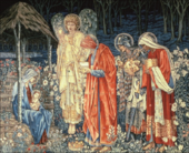 The Adoration Of The Magi Caltime Christmas Advent Calendar