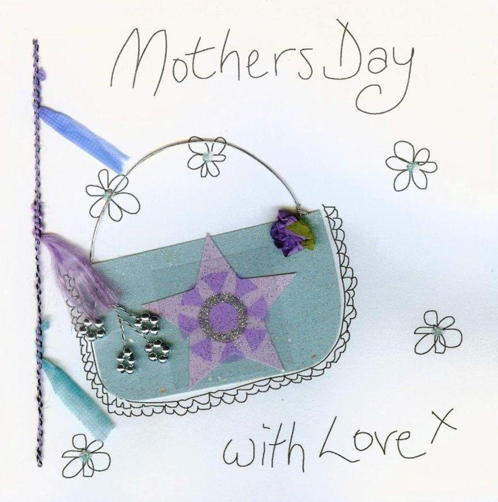 Handmade Card Heaven Mother's Day Card