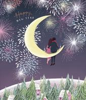 Happy New Year Possibilities Special Christmas Greeting Card