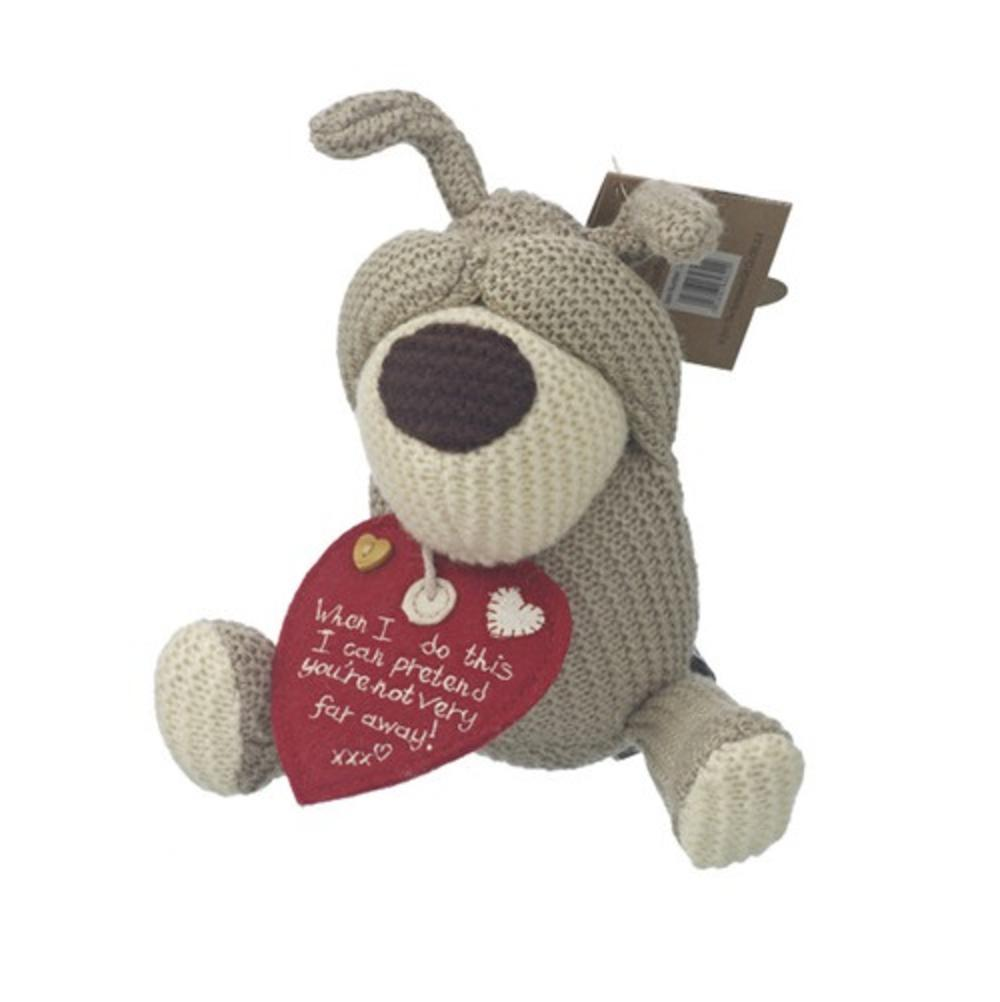 "Boofle New Soft Plush  5"" Pretend You're Not Far Away"