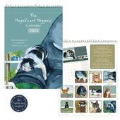 The Little Dog Laughed Magnificent Moggies 2022 Cat Calendar