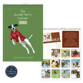 The Little Dog Laughed Scruffy Mutts 2022 Dog Calendar