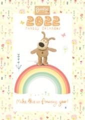 Boofle 2022 Family Planner Calendar