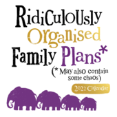 The Bright Side 2022 Family Planner Calendar