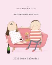 Rose Made A Thing 2022 Desk Calendar