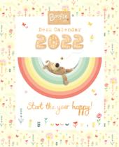 Boofle 2022 Desk Calendar