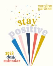 Caroline Gardner 2022 Desk Calendar