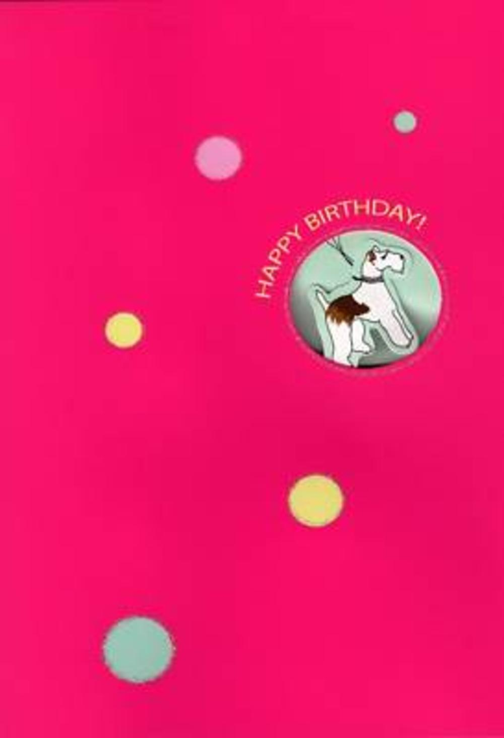 Luxury 3D Greeting Cards Birthday Card Best In Dog Show