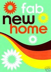 Fun New Home Greeting Card