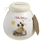Boofle Holiday Pots of Dreams Money Pot