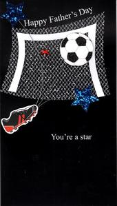 You're a Star Happy Father's Day Card