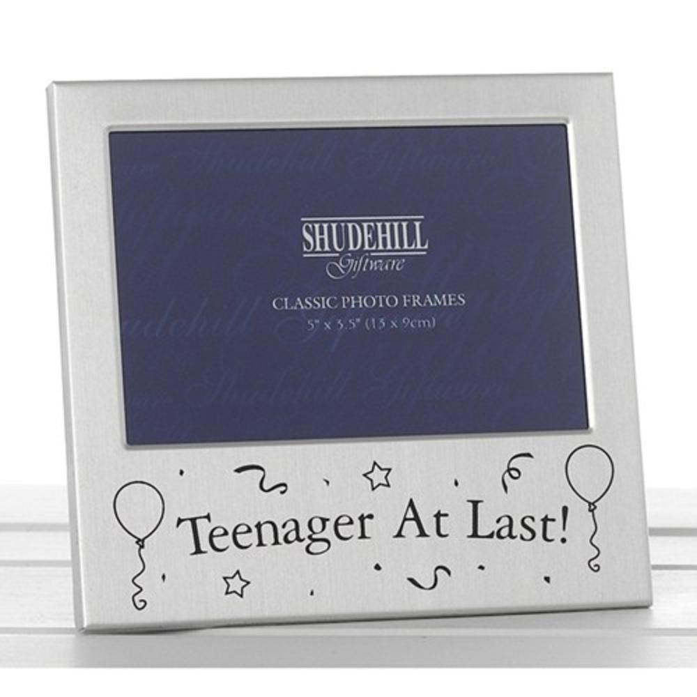 "Teenager At Last! 5"" x 3.5"" Photo Frame By Shudehill"