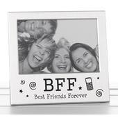 """Best Friends Forever 5"""" x 3.5"""" Photo Frame By Shudehill"""