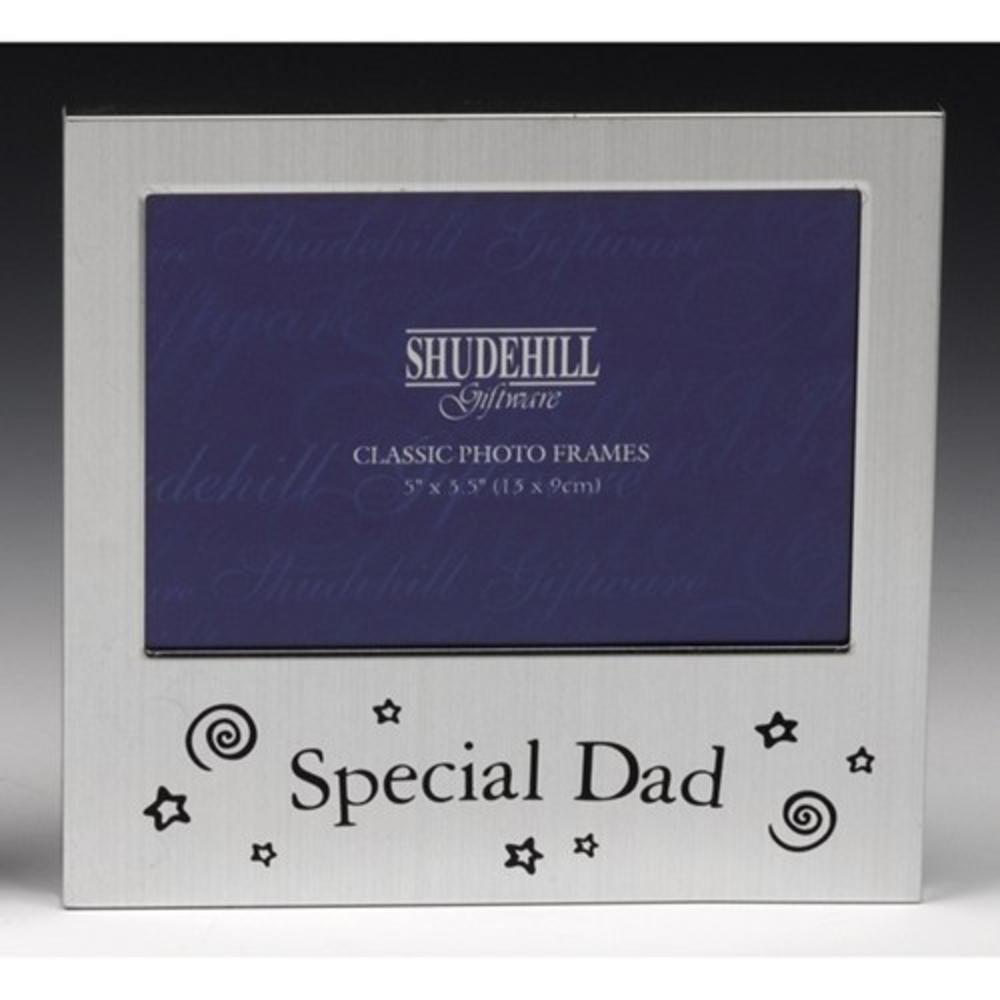 """Special Dad 5"""" x 3.5"""" Photo Frame By Shudehill"""