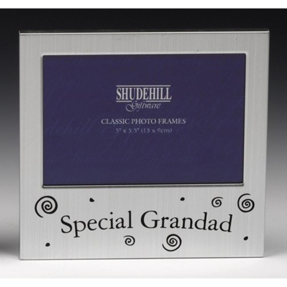 "Special Grandad 5"" x 3.5"" Photo Frame By Shudehill"