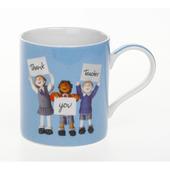 Teacher Thank You China Mug In Gift Box