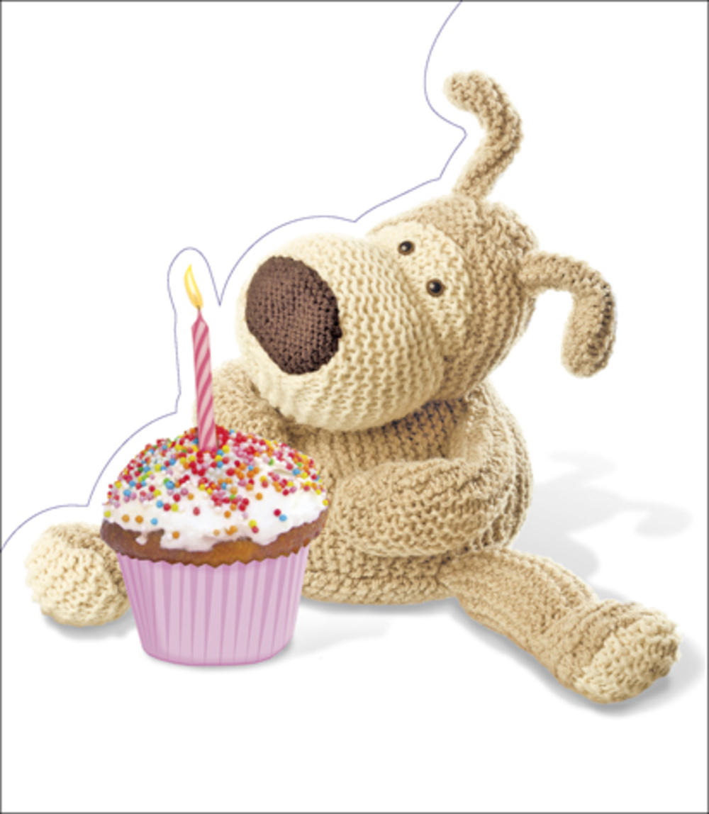 Boofle Make a Wish Birthday Card