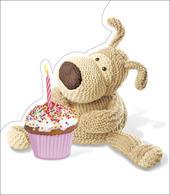 Boofle Make a Wish Birthday Card