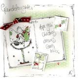 Granddaughter Christmas Card Luxury Tracey Russell Cards