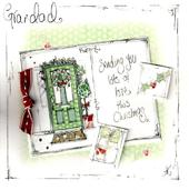 Grandad Christmas Card Luxury Tracey Russell Cards