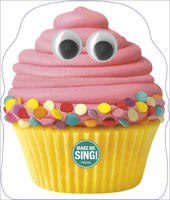 Funny Singing Cupcake Sound Birthday Card