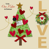 One I Love at Christmas Card