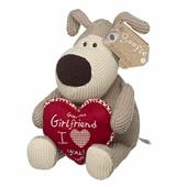 "Boofle 9.5"" Plush Gorgeous Girlfriend I Love You"