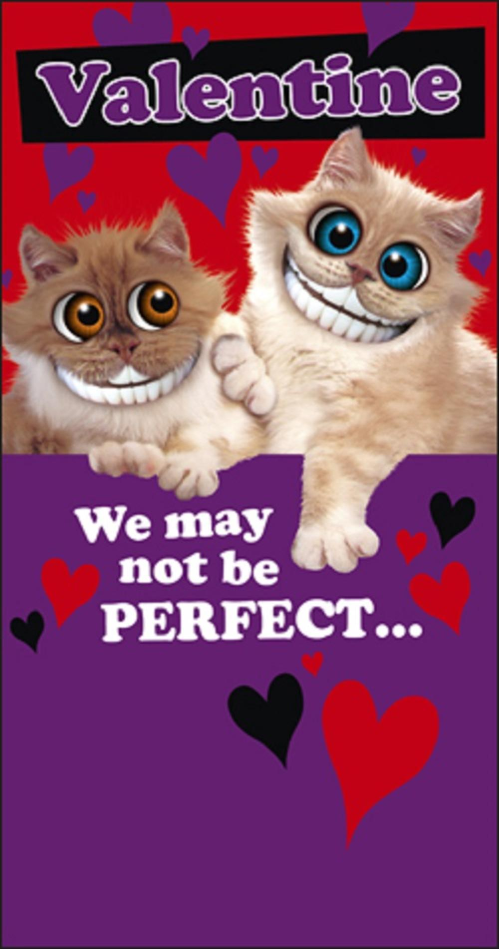 Perfect Couple Valentine's Day Card