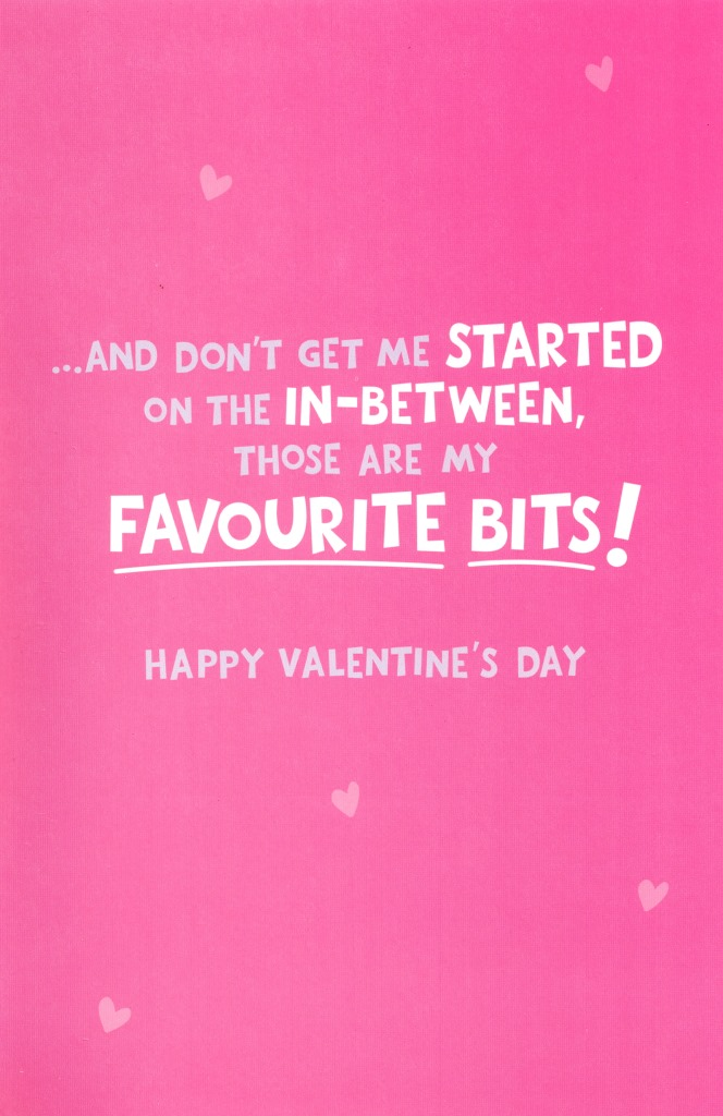 Wife Funny I Love You Valentines Day Card Valentine Greeting